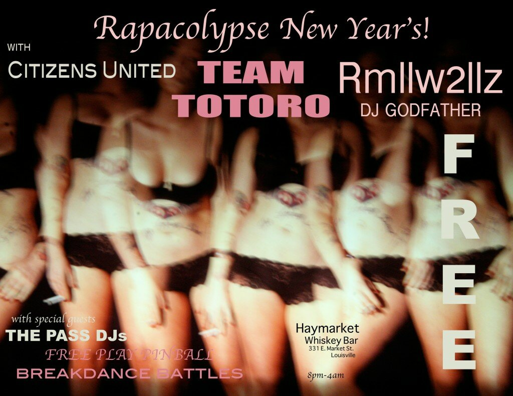 Rapacolypse NYE